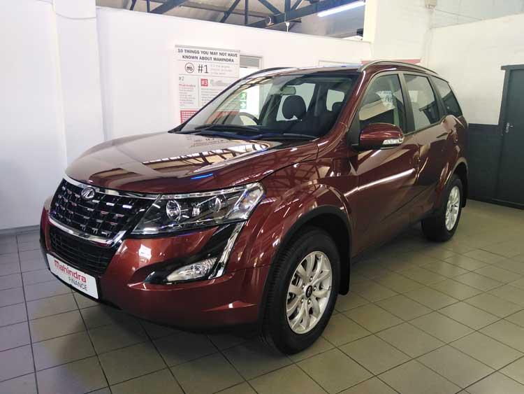 CMH Mahindra - Mahindra XUV 500