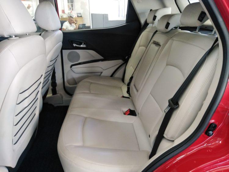 Mahindra XUV 300 Seats