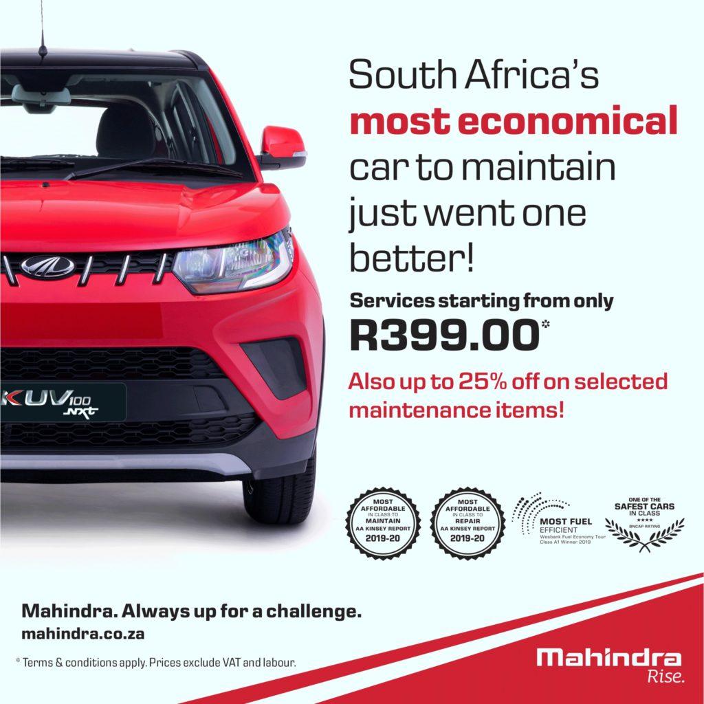 CMH Mahindra Durban