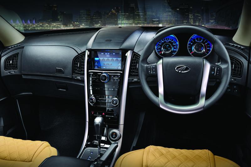 Mahindra XUV 500 Interior