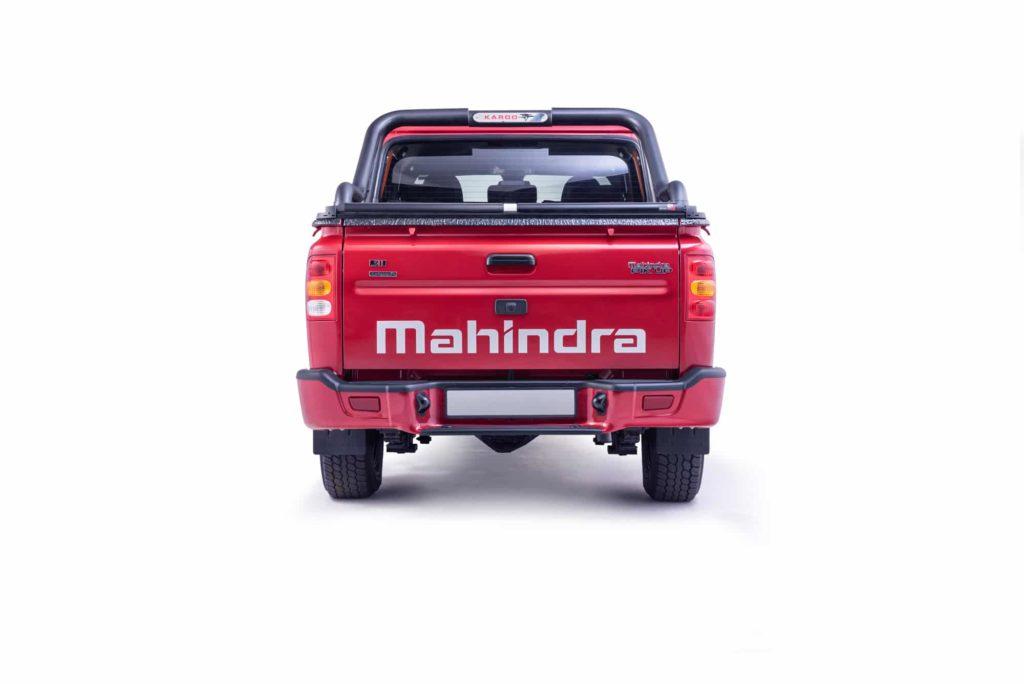 Mahindra Double Cab Rear