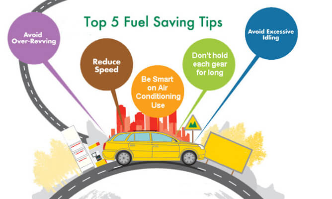 Fuel saving tip for best fuel economy